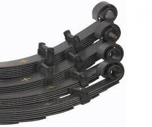 Параболична стомана за ресори - Ресори за автомобили