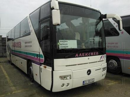 Автобуси под наем Видин - Алексиев 91 ЕТ