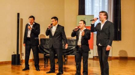 Български музикален квартет - Квартет Belcanto