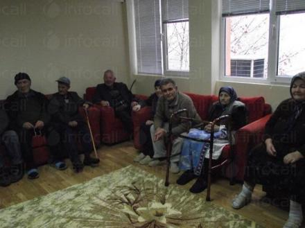 Денонощни медицински грижи за възрастни хора - Дом за стари хора Крумовград