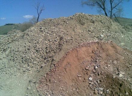Добив скални суровини в Априлово-София - Инертни материали София област