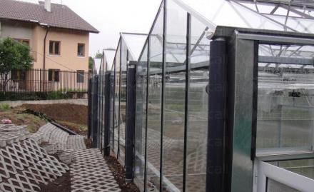 Доставка, изграждане и оборудване на нови и употребявани оранжерии в цялата страна. - РН 13 Георгиеви ООД