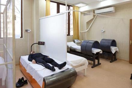 Физиотерапевтични услуги в Несебър - СБР Несебър АД