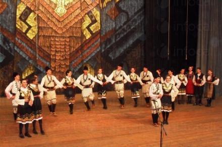 Фолклорен фестивал в община Петрич - НЧ Димитър Благоев 1956 с. Първомай