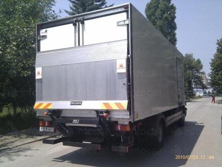 Хладилни бусове и ремаркета в Божурище - Фригос ИК
