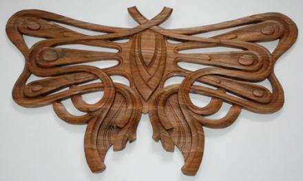 Художествена дърворезба в София - НГПИ Свети Лука
