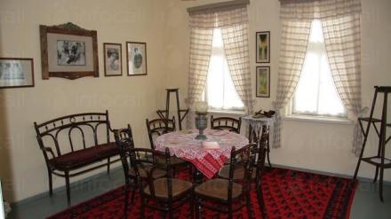 История на къща музей град Стара Загора - Къща музей Гео Милев