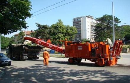 Изграждане на пътища и тротоари в Плевен - Инжстрой ЕООД