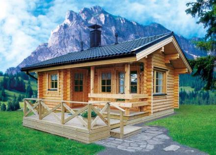 Изработка на дървени къщи в град Горна Оряховица - Дървени къщи Горна Оряховица
