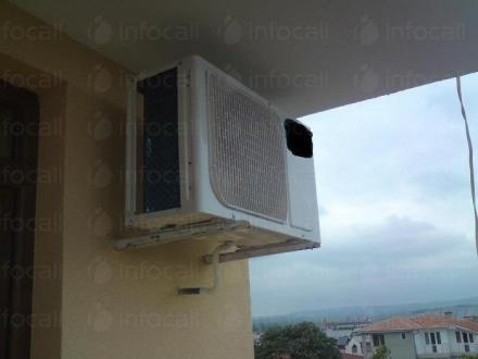 Извънгаранционен сервиз на климатици  Бургас - БС Стил  ЕООД