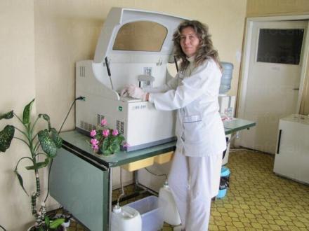 Клинична лаборатория - МБАЛ Елин Пелин