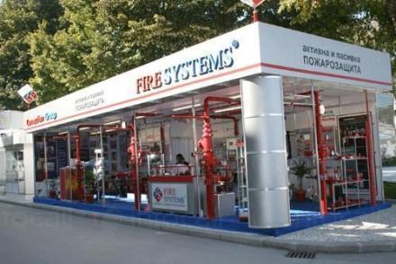 Линейни пожароизвестителни системи в град Пловдив - Файер Системс ЕООД
