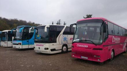 Лицензиран автобусен превозвач от Аксаково-Варна - Странджа ЕООД