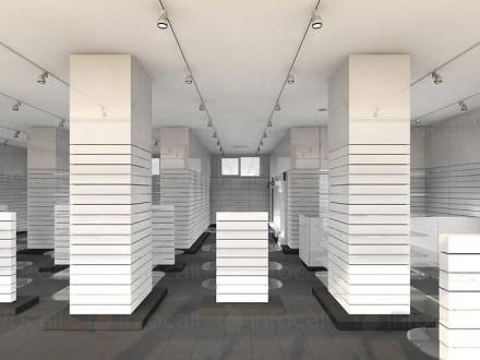 Мебели за аптеки в София-Банишора - Мебели София-Банишора