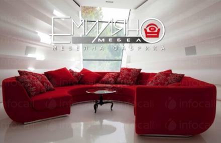Мебели за заведения в София-Люлин, Благоевград, Плевен, Пловдив, Бургас, Варна - Емиляно Мебел