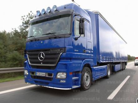 Международен сухопътен транспорт и спедиция в Кубрат - Транспортна фирма Кубрат