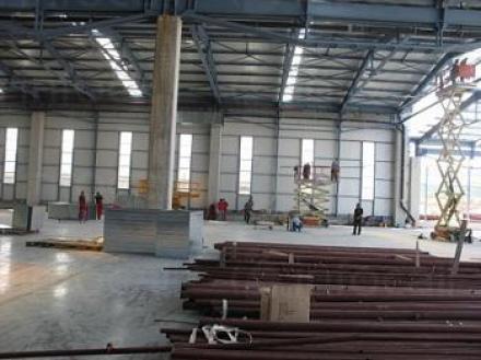 Метални конструкции и тръбопроводи в град Търговище - Джаул ЕООД