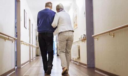 Наблюдение на възрастни хора с деменция в Горна махала-Калояново - Дом за възрастни хора с деменция Св Козма и Дамян