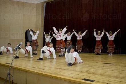Организация на културни мероприятия в община Балчик - НЧ Христо Смирненски 1941 Сенокос
