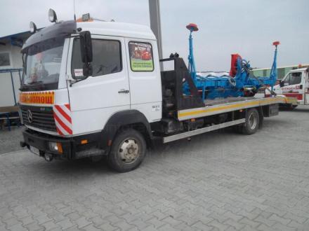 Пътна помощ в Силистра - Пътна помощ Важо