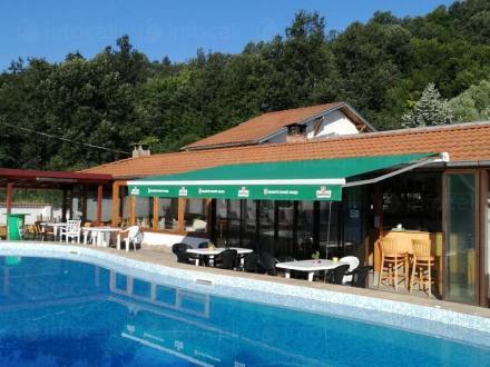 Почивка и отдих в Балканец-Троян - Край реката