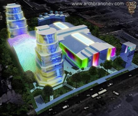 Проектиране хотели Варна - Архитектурно бюро Брънчев ЕООД