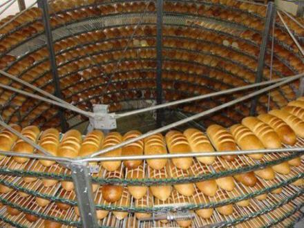 Проектиране на машини за хлебопроизводство в Хасково - Сънсет 09