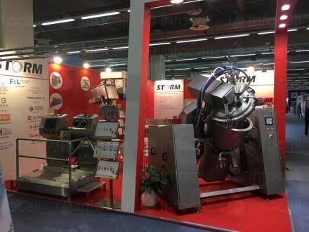 Производствени системи за хранително-вкусова промишленост в Пловдив - Сторм Инженеринг АД