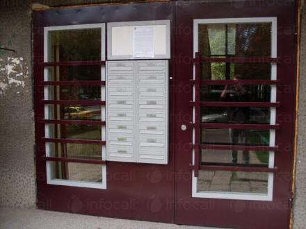 Производство, доставка и монтаж на метални врати за вход в София - АР Деко ООД