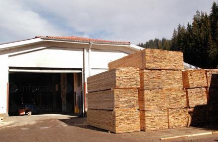 Производство фасониран дървен материал в Чепеларе - Тоники-Марияна Беловодска ЕТ