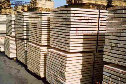 Производство на дървен материал в Априлци - БАЛКАНДЖИИ