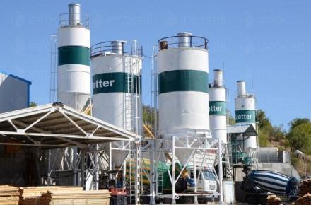 Производството на бетонови разтвори в Свиленград - Стелман ООД