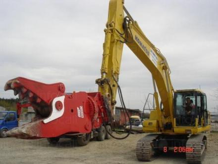 Разрушаване на сгради и съоръжения - Пас Комерс ЕООД