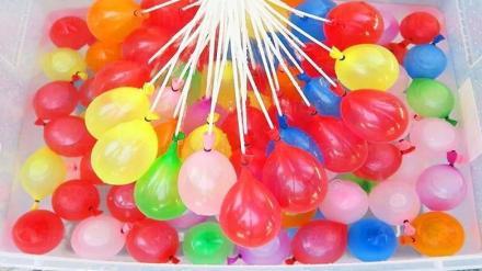 Рекламен печат на балони в София и Търговище - Балони
