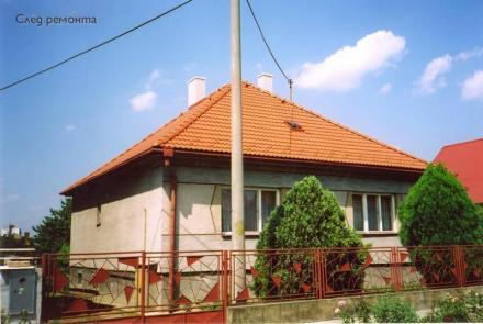 Ремонт на покриви Пловдив - Трейд Билдинг