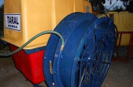 Рециклирана селскостопанска техника в Професор Иширково-Силистра - Сезгин Мюслюм  ЕТ