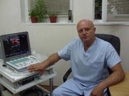 Съдов хирург във Велико Търново - Доктор Христо Георгиев
