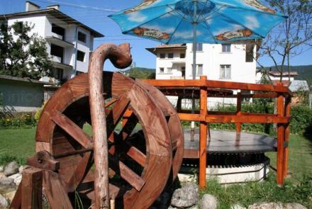 Семеен туризъм в Родопите Чепеларе - Семеен хотел Шоки