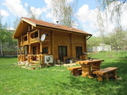 Сглобяеми дървени къщи в София-Горубляне - Норивахаус ООД