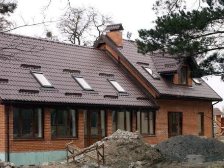 Сглобяеми дървени къщи в София-Лозенец - Рууф Къмпани