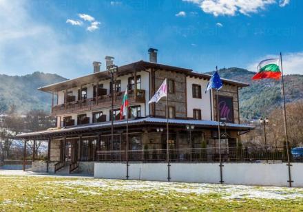 Спа планински комплекс до Гоце Делчев - Mentor Resort