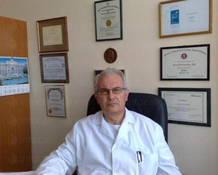 Специалист андролог в София-Център - Проф. д-р Филип Куманов