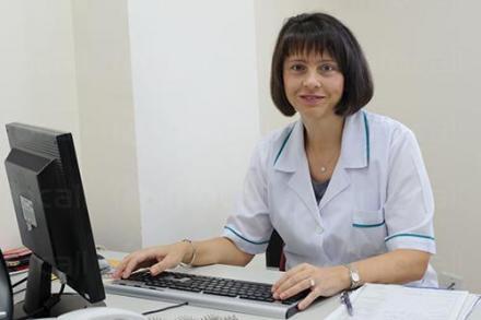 Специалист офталмолог в Благоевград - Доктор Виктория Бързачка