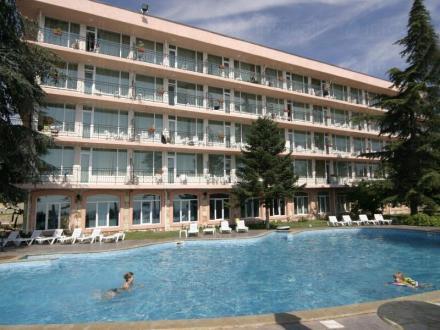Специализирана болница за рехабилитация във Варна-Златни пясъци - СБР Термал Варна АД