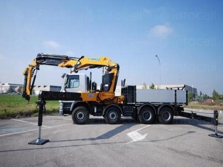 Специализирани автомобили във Варна - ХЦС-България ООД