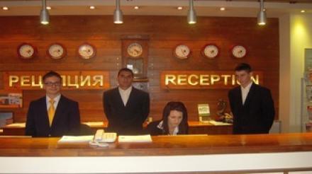 Специалност Организация на хотелиерството - ПГТХТ Никола Стойчев Разлог
