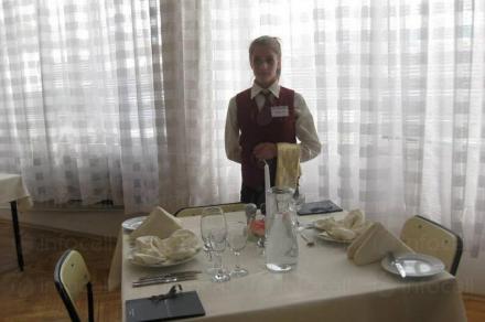 Специалност Производство на кулинарни изделия и напитки - ПГТХТ Никола Стойчев Разлог