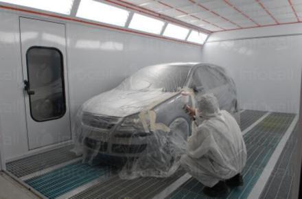 Цялостно и частично пребоядисване на коли във Варна-Владиславово  - Авто Транс Сервиз