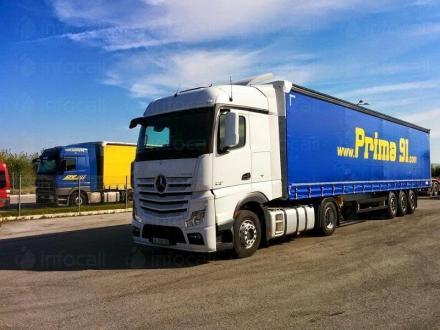 Товарни превози във Варна - Прима 91 Желязко Панков ЕТ