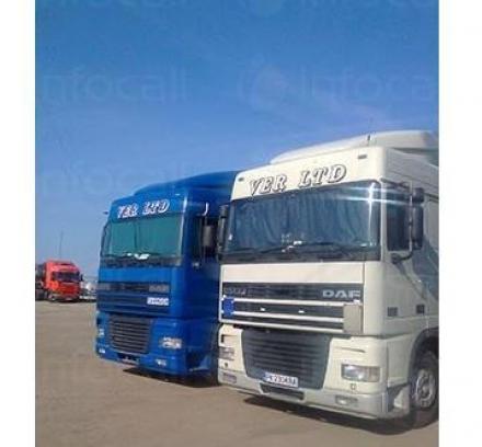 Транспорт на пратки и товари в Перник - ВЕР ЕООД